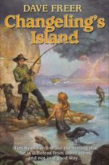 changeling's Island cover